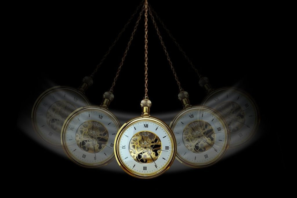 hypnosis, clock, pocket watch
